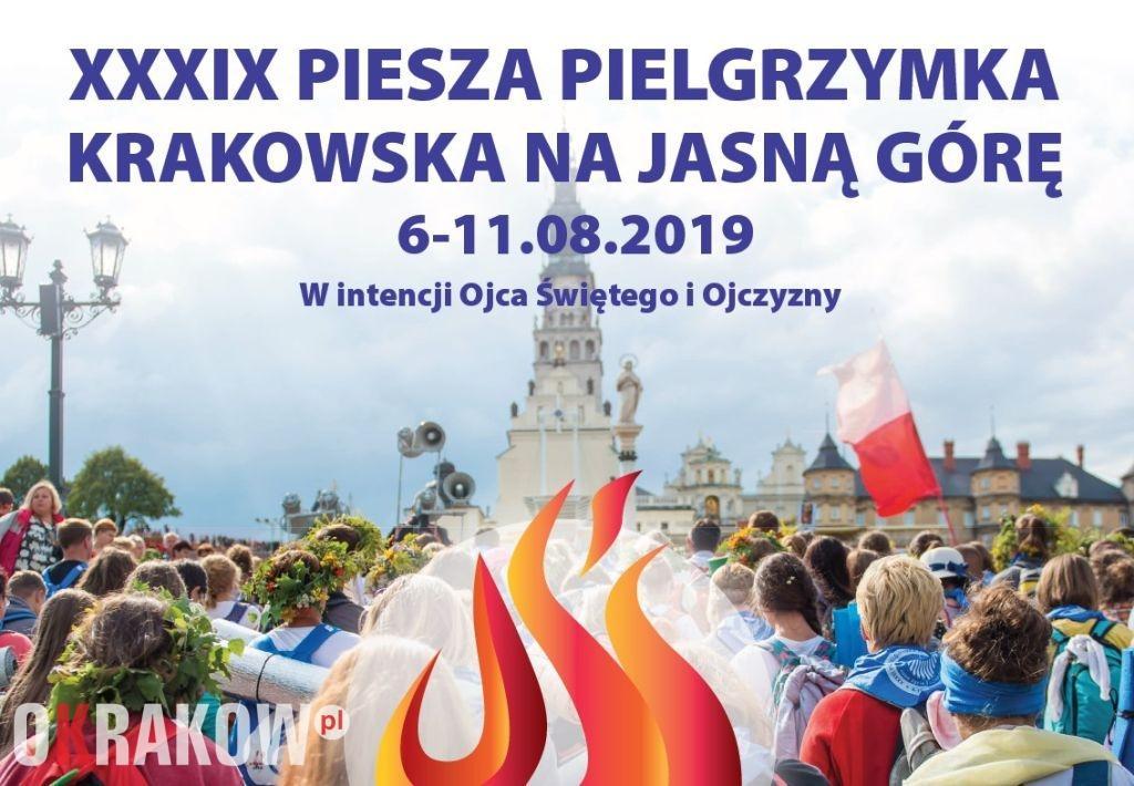Trwają zapisy na 39 Pieszą Pielgrzymkę Krakowską na Jasną Górę