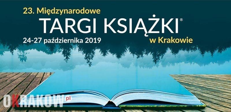targi ksiazki krakow 2019 - 24-27 październik 23 Międzynarodowe Targi Książki w Krakowie - info