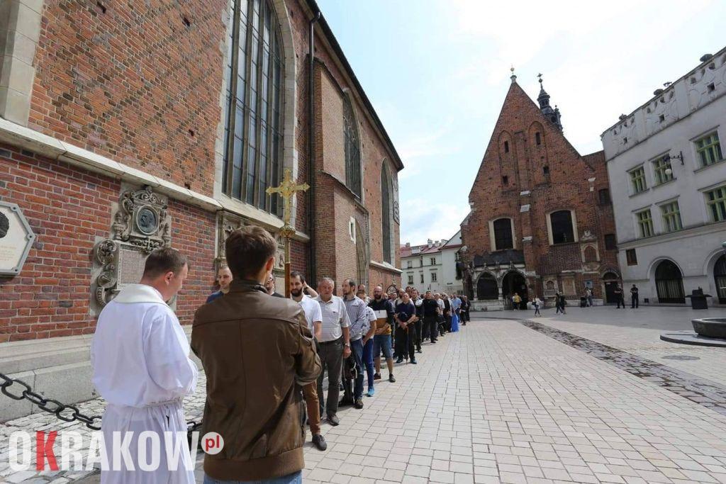 meski rozaniec krakow 2019 - Męski Różaniec Kraków 7 września 2019
