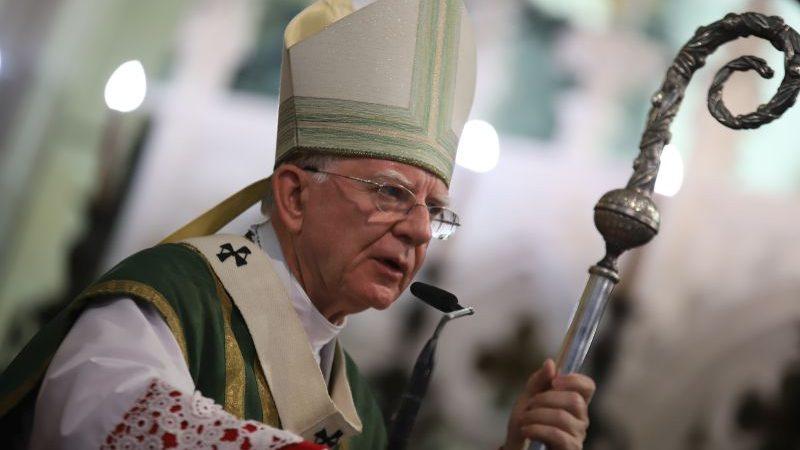 W 80. rocznicę wybuchu II wojny światowej w Katedrze na Wawelu metropolita krakowski Marek Jędraszewski przewodniczył Mszy św. i modlił się za naszą Ojczyznę.