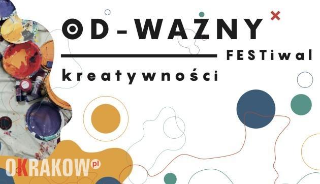 Odważny Festiwal Kreatywności – dla tych, którzy wierzą, że nigdy nie jest za późno na twórcze życie. 15 – 30 listopada 2019