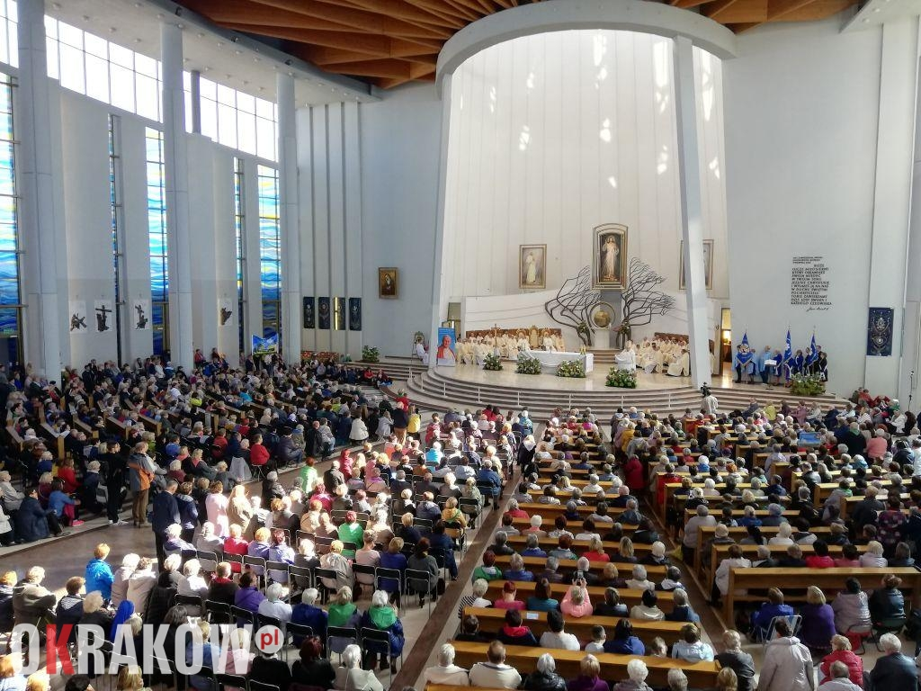 sanktuarium Łagiewniki