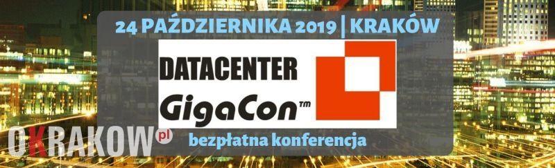 data center 2 - Bezpłatna konferencji Data Center GigaCon! Kraków, 24 października 2019