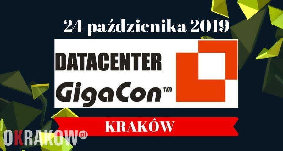 data center - Bezpłatna konferencji Data Center GigaCon! Kraków, 24 października 2019