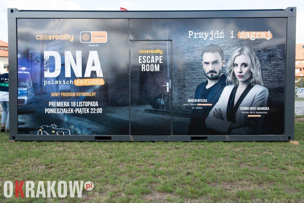 escape room 2 - Kryminalny Escape Room CBS Reality i Cyfrowego Polsatu już wkrótce w Krakowie