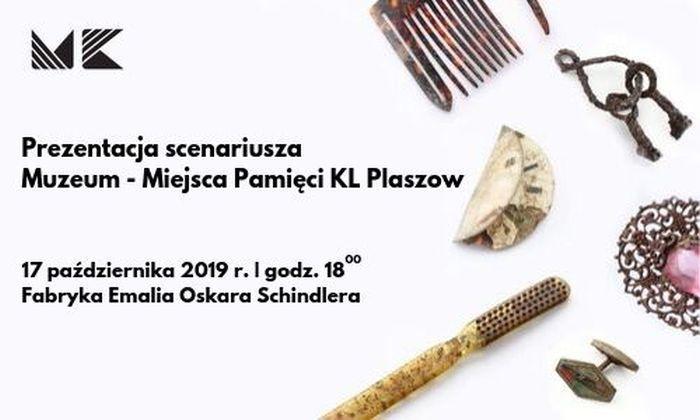 Prezentacja scenariusza Muzeum – Miejsca Pamięci KL Plaszow