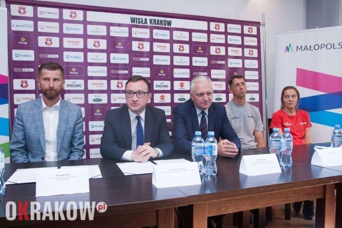 krakow wisla krakow - Małopolska pomoże koszykarkom Wisły Kraków