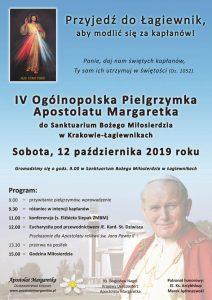 lagiewniki 212x300 - Zaproszenie do modlitwy za kapłanów