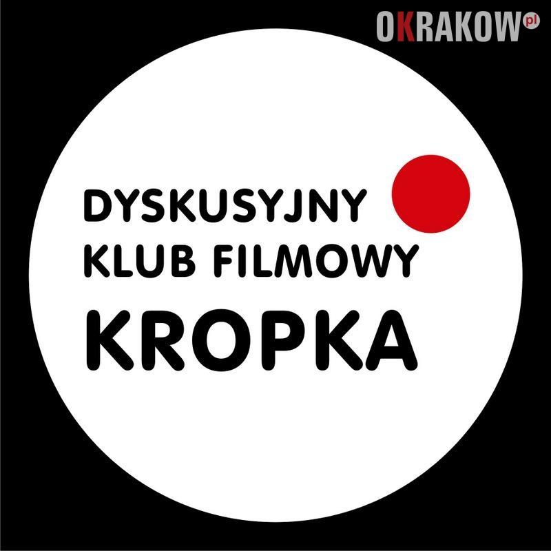 """logo kropka - DKF """"Kropka"""": Człowiek bez pamięci"""