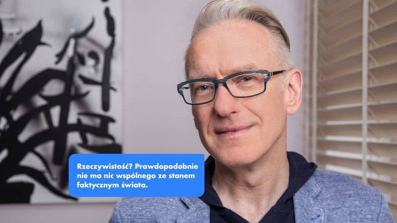 Porozmawiaj z Mariuszem Szczygłem przez Messenger Festiwalu Conrada!