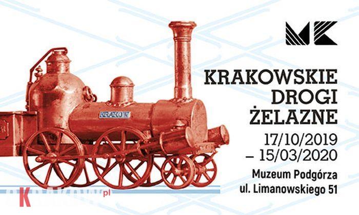 mhk kolej 500x300 2 - Wystawa Krakowskie Drogi Żelazne w Muzeum Podgórza