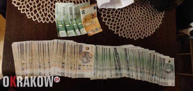pieniadze krakow - Rozbita zorganizowana grupa przestępcza zajmująca się wyłudzaniem kredytów