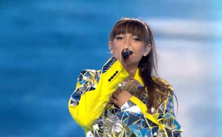 eurovision 2019 krakow wiki gabor 730x451 - 12 letnia Krakowianka Viki Gabor zwyciężyła w finale Eurowizji Junior 2019! Zobacz jej występ!