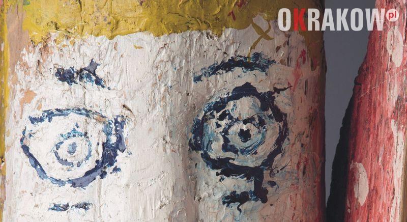 fragment plakat - Heródek: nowa wystawa Muzeum Etnograficznego w Krakowie