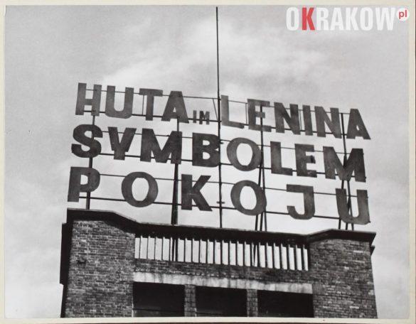 huta lenina krakow 585x456 - Muzeum Krakowa zaprasza na Wystawę: Mój drugi dom? Huta im. Lenina