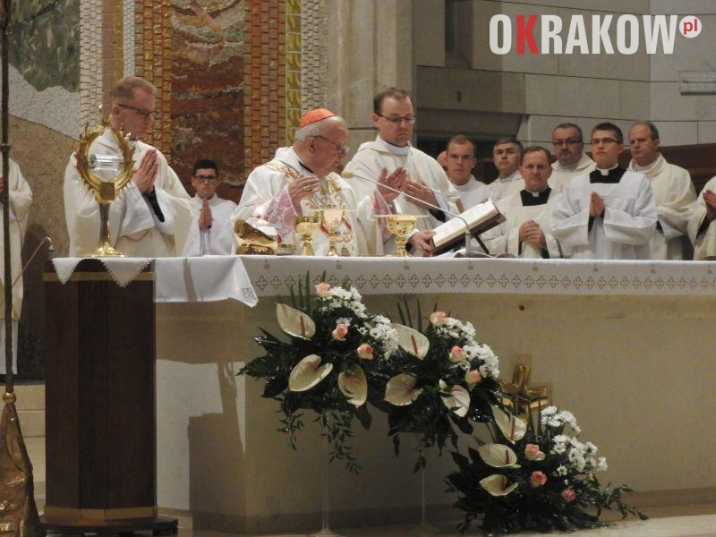 msza swieta - Kard. Stanisław Dziwisz na zakończenie XIV Dni Jana Pawła II: papież był człowiekiem uniwersytetu