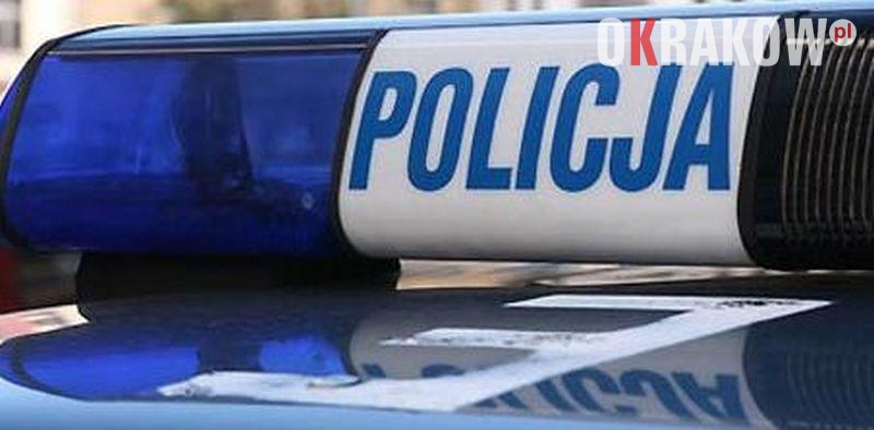 Policjanci krakowskiej drogówki brali udział w pościgu za 53-letnim mieszkańcem Prokocimia
