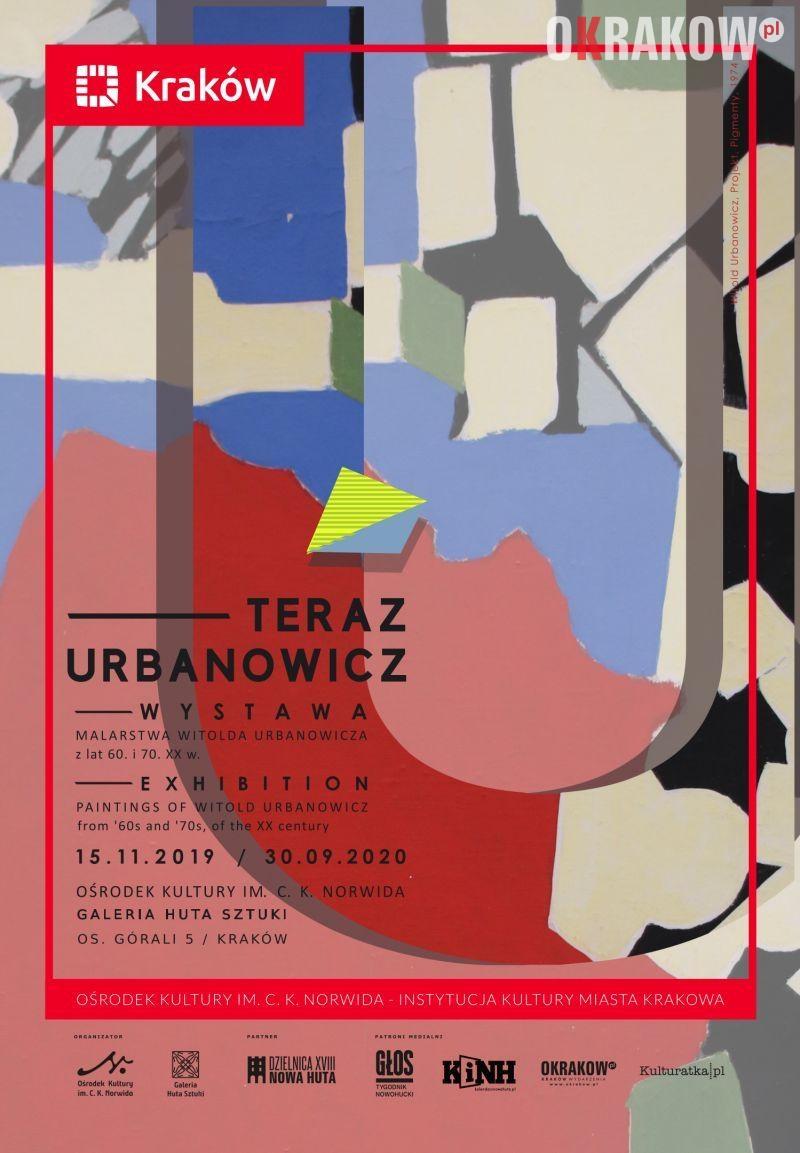 """teraz urbanowicz jpg - Wystawa Witolda Urbanowicza """"Teraz Urbanowicz"""""""