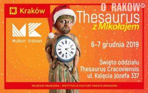 thesaurus mikolaj2019ramka800x500 300x188 - Thesaurus z Mikołajem Święto oddziału Thesaurus Cracoviensis 6 i 7 grudnia 2019 ul. Księcia Józefa 337