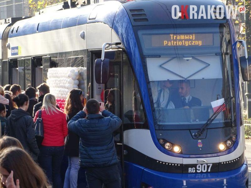 """tramwaj patriotyczny - 27 edycja """"Patriotycznego Tramwaju"""" Zapraszamy 11 listopada na przejazd!"""