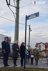 ulica policja 206x300 - Uroczyste nadanie ulicy nazwy imienia inspektora Marka Woźniczki