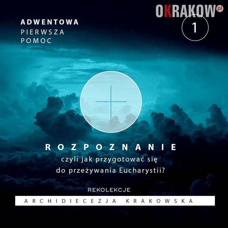 adwentowapierwszapomoc1 - Zapraszamy na pierwszy odcinek internetowych rekolekcji Archidiecezji Krakowskiej. Bp Janusz Mastalski: motywacja, pomysł i oczekiwanie na skutek.