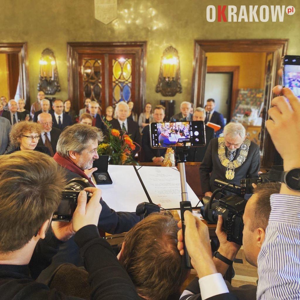 cracoviae merenti - Medal Cracoviae Merenti dla Muzeum Krakowa