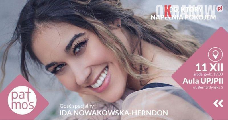 ida nowakowska krakow - Bóg, który napełnia pokojem - Ida Nowakowska-Herndon