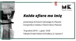 plaszow 300x163 - Zaproszenie na prezentację Archiwum Cyfrowego KL Plaszow (10 grudnia, godz. 18:30)