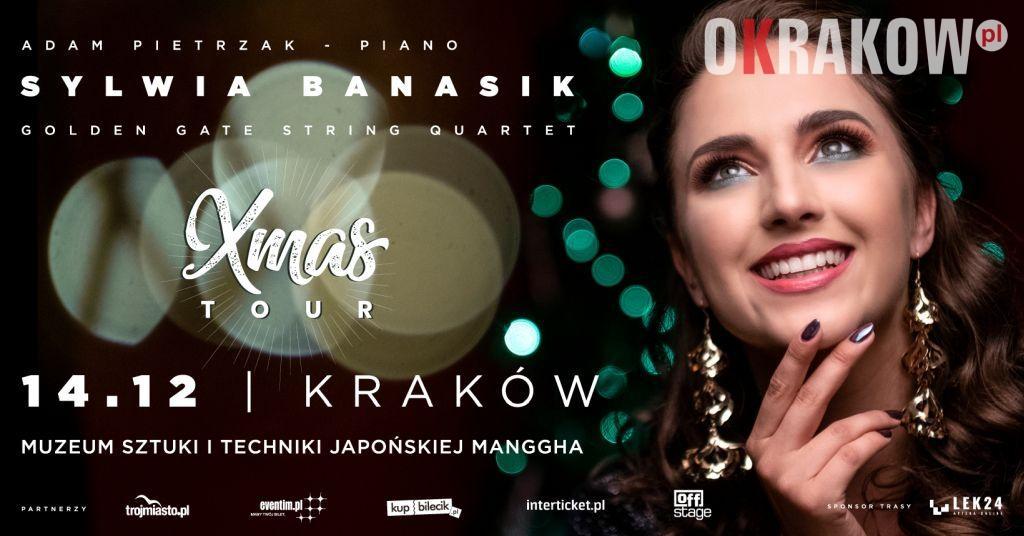xmas krakow 300x157 - 14 grudnia koncert świąteczny Sylwii Banasik w Krakowie