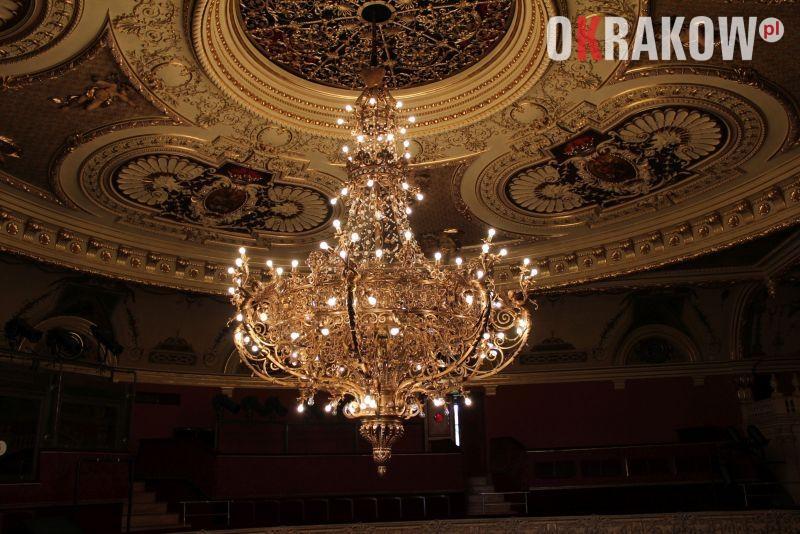 zyrandol fot. grzegorz mart 150x150 - Wydarzenia w grudniu w Krakowskim Teatrze im. Słowackiego