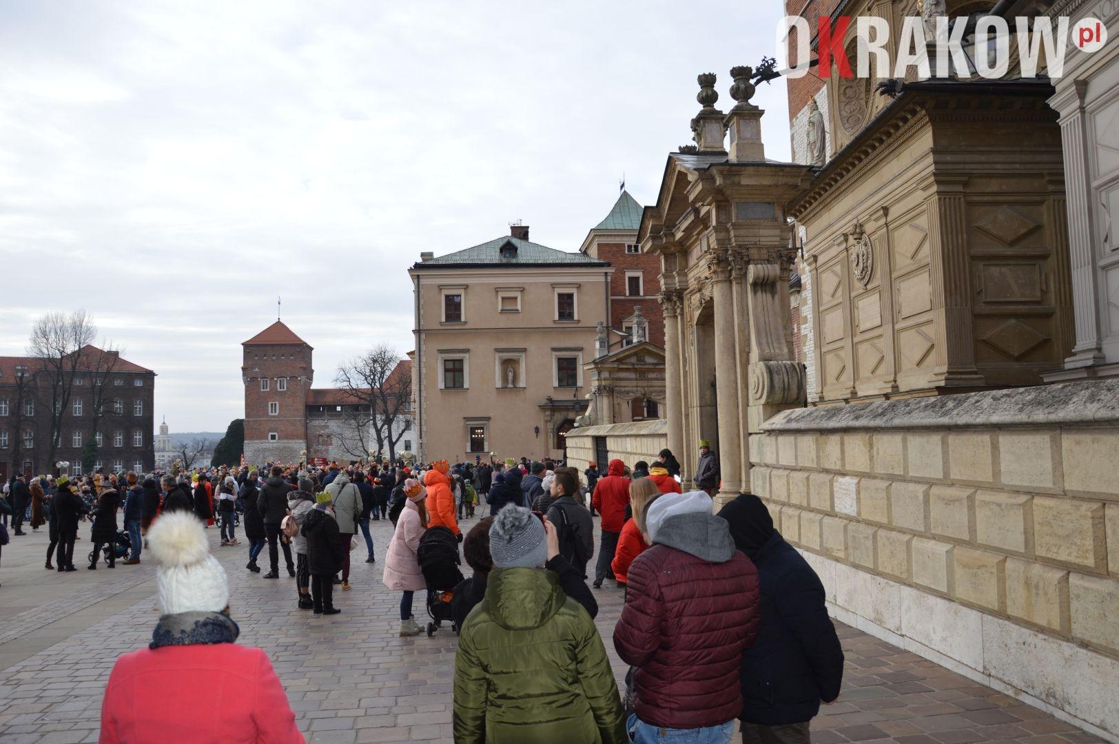 orszak 1 150x150 - Orszak Trzech Króli Kraków 2020 Galeria Zdjęć z Orszaku (czerwonego)