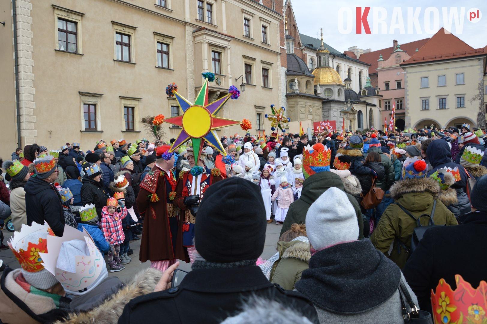orszak 10 1 150x150 - Orszak Trzech Króli Kraków 2020 Galeria Zdjęć z Orszaku (czerwonego)