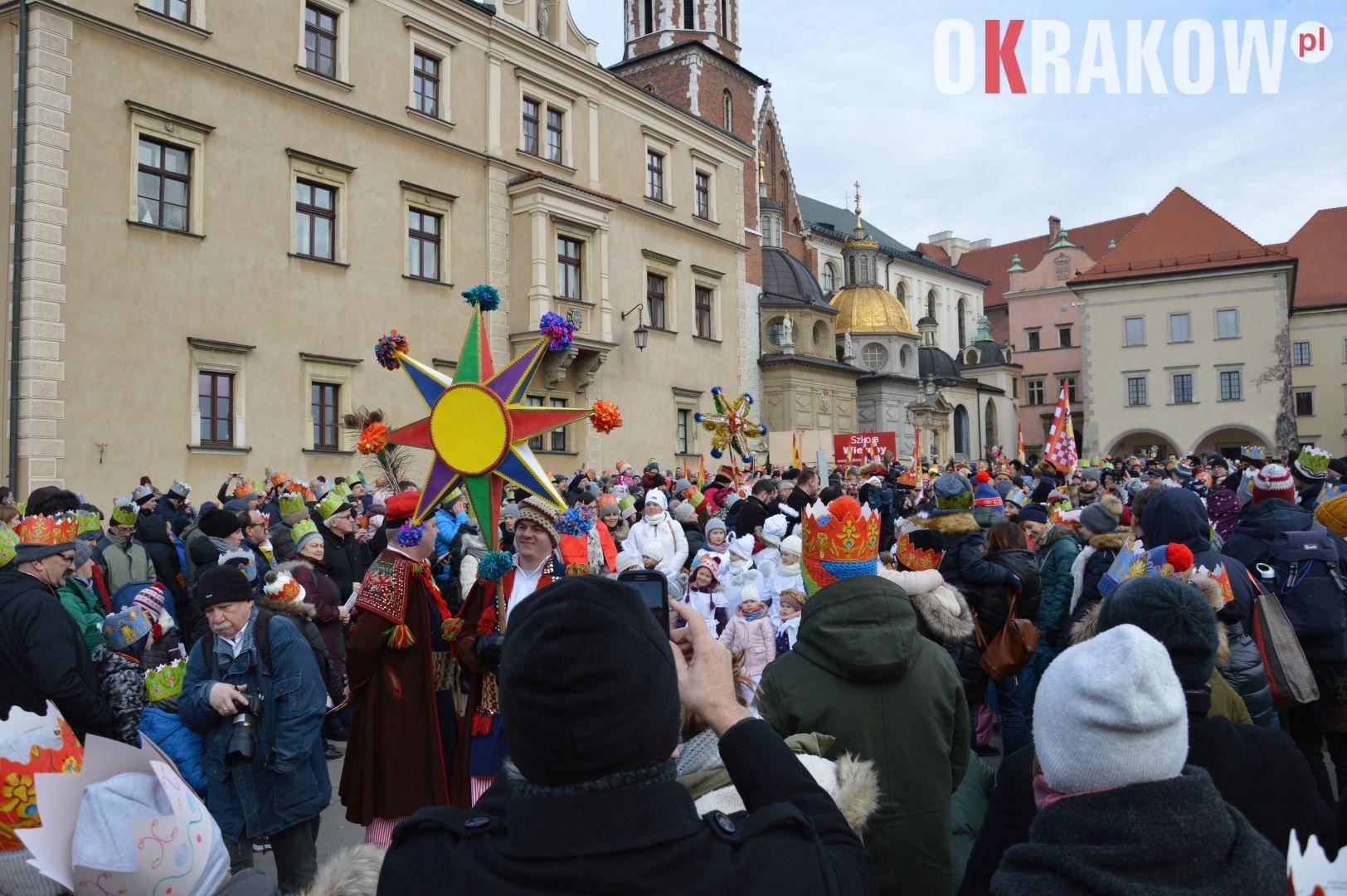 orszak 11 1 150x150 - Orszak Trzech Króli Kraków 2020 Galeria Zdjęć z Orszaku (czerwonego)