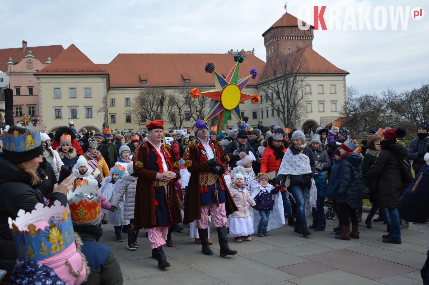 orszak 14 1 150x150 - Orszak Trzech Króli Kraków 2020 Galeria Zdjęć z Orszaku (czerwonego)