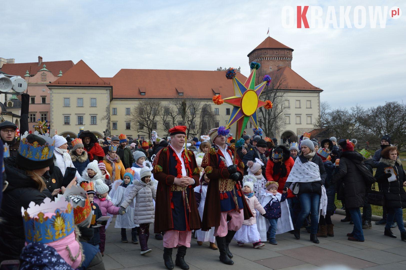 orszak 15 1 150x150 - Orszak Trzech Króli Kraków 2020 Galeria Zdjęć z Orszaku (czerwonego)