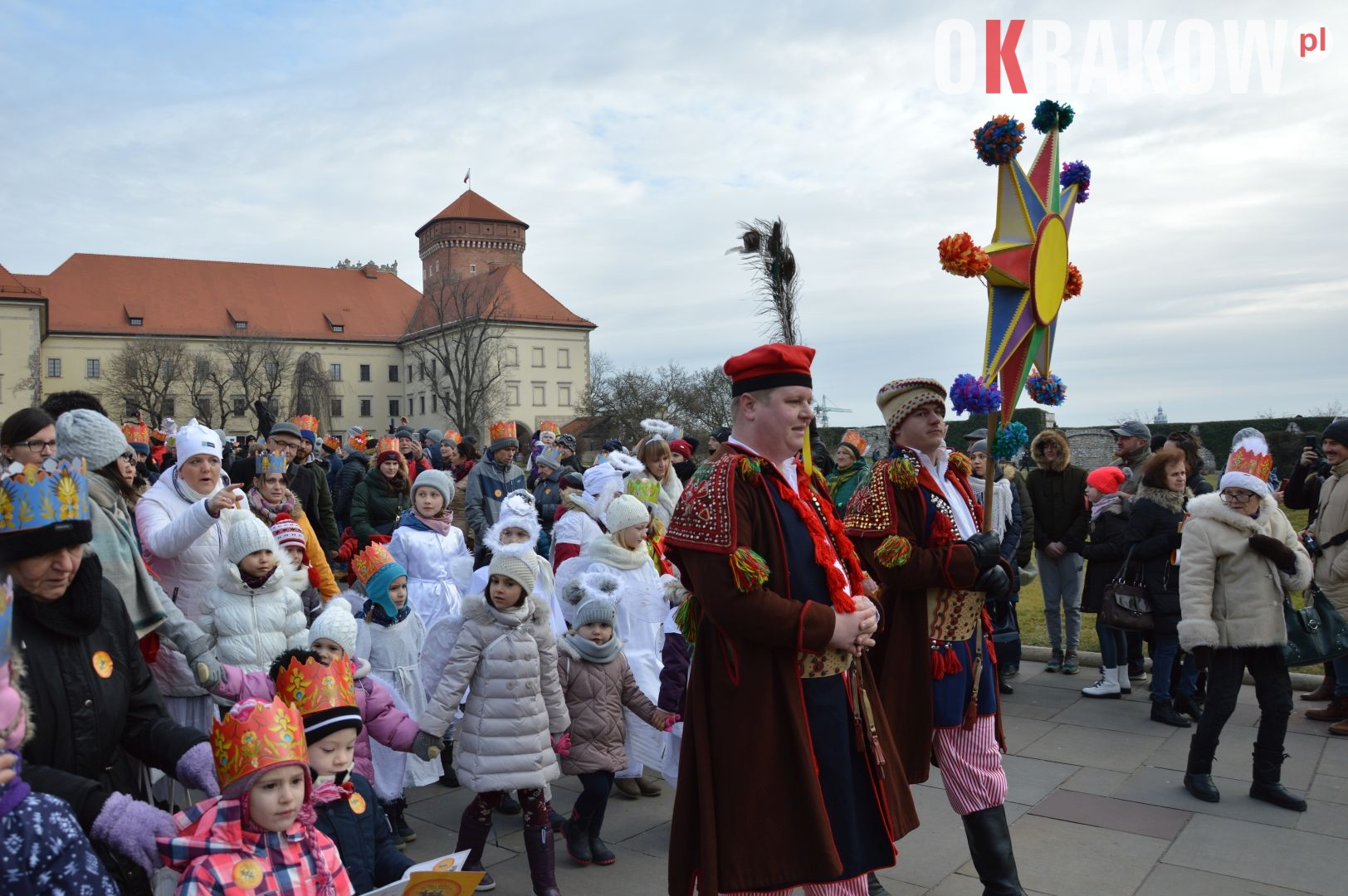 orszak 16 1 150x150 - Orszak Trzech Króli Kraków 2020 Galeria Zdjęć z Orszaku (czerwonego)