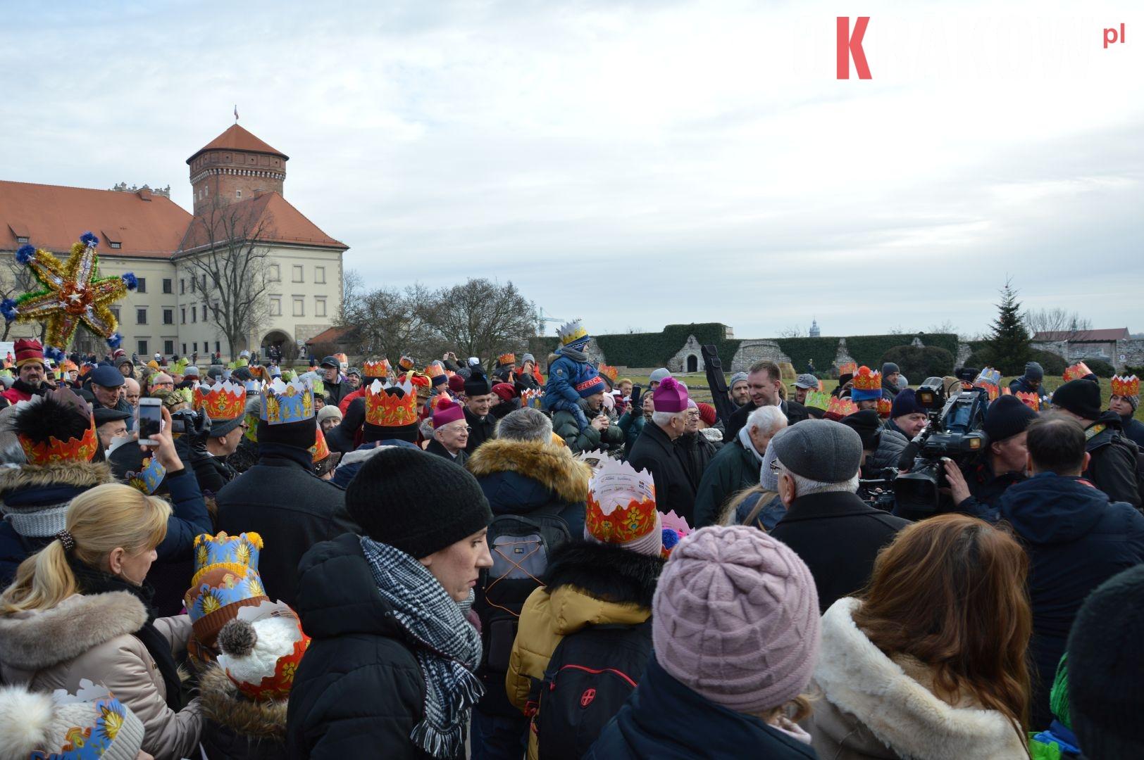 orszak 17 1 150x150 - Orszak Trzech Króli Kraków 2020 Galeria Zdjęć z Orszaku (czerwonego)