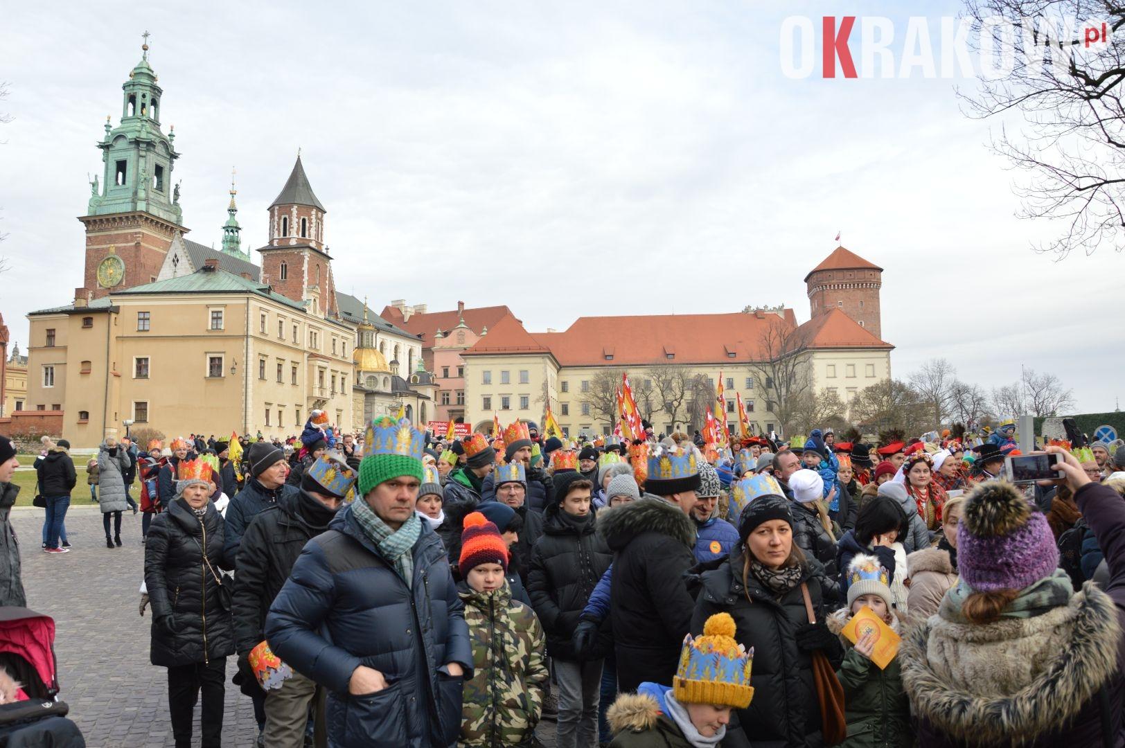 orszak 20 1 150x150 - Orszak Trzech Króli Kraków 2020 Galeria Zdjęć z Orszaku (czerwonego)
