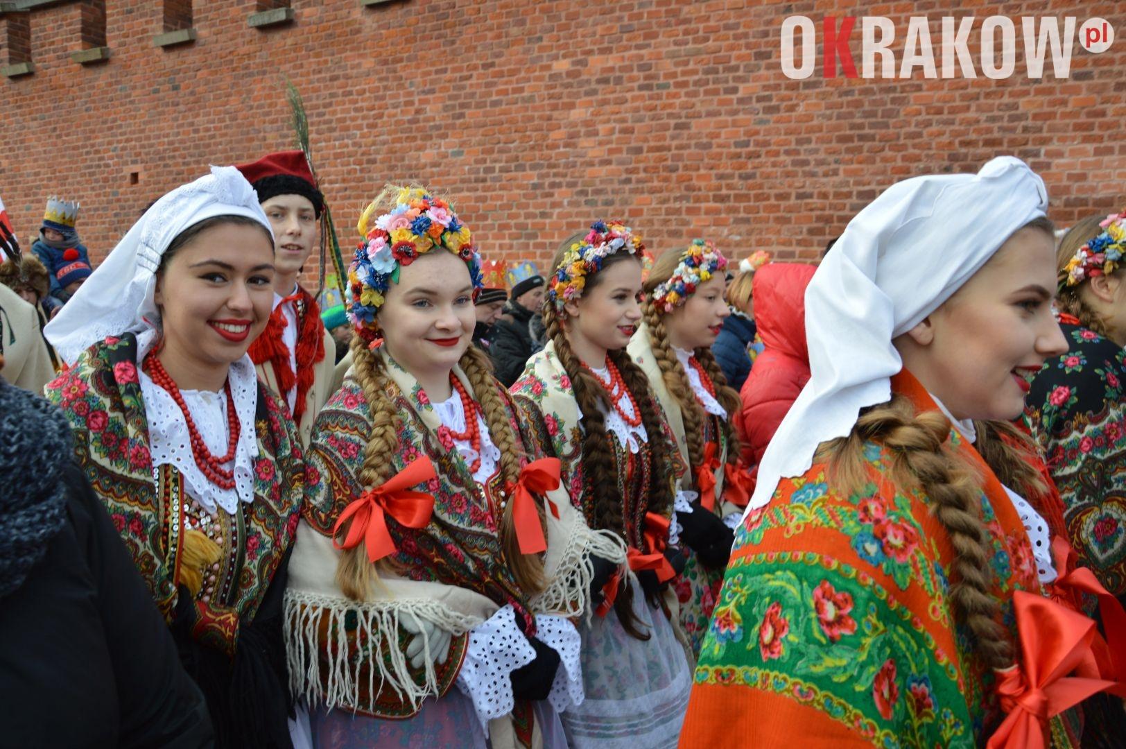 orszak 24 1 150x150 - Orszak Trzech Króli Kraków 2020 Galeria Zdjęć z Orszaku (czerwonego)