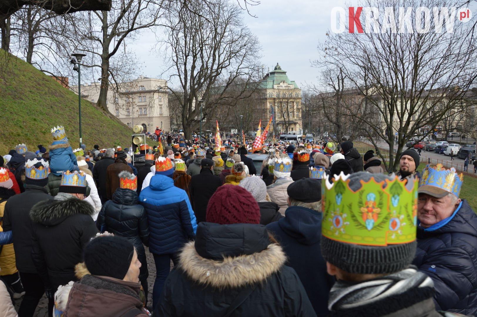 orszak 25 1 150x150 - Orszak Trzech Króli Kraków 2020 Galeria Zdjęć z Orszaku (czerwonego)