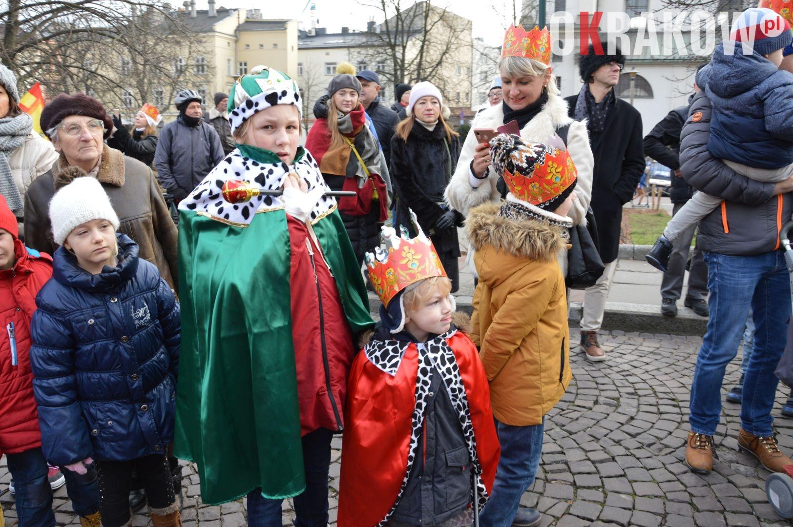 orszak 27 1 150x150 - Orszak Trzech Króli Kraków 2020 Galeria Zdjęć z Orszaku (czerwonego)