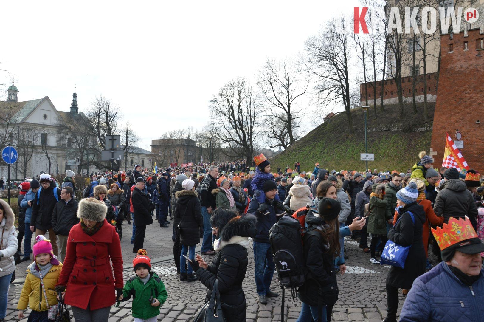orszak 29 1 150x150 - Orszak Trzech Króli Kraków 2020 Galeria Zdjęć z Orszaku (czerwonego)