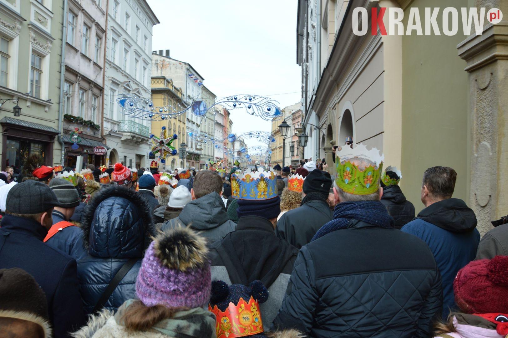 orszak 32 1 150x150 - Orszak Trzech Króli Kraków 2020 Galeria Zdjęć z Orszaku (czerwonego)