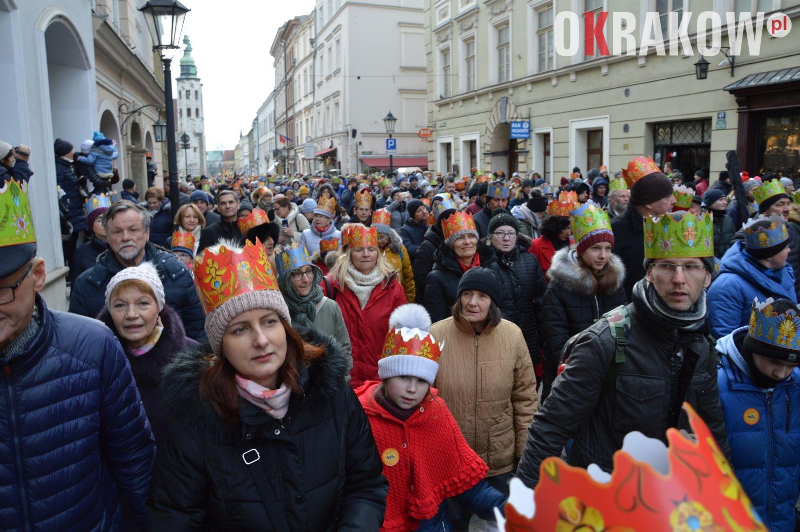 orszak 33 1 150x150 - Orszak Trzech Króli Kraków 2020 Galeria Zdjęć z Orszaku (czerwonego)