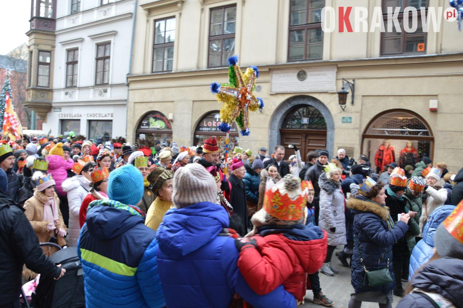 orszak 35 1 150x150 - Orszak Trzech Króli Kraków 2020 Galeria Zdjęć z Orszaku (czerwonego)