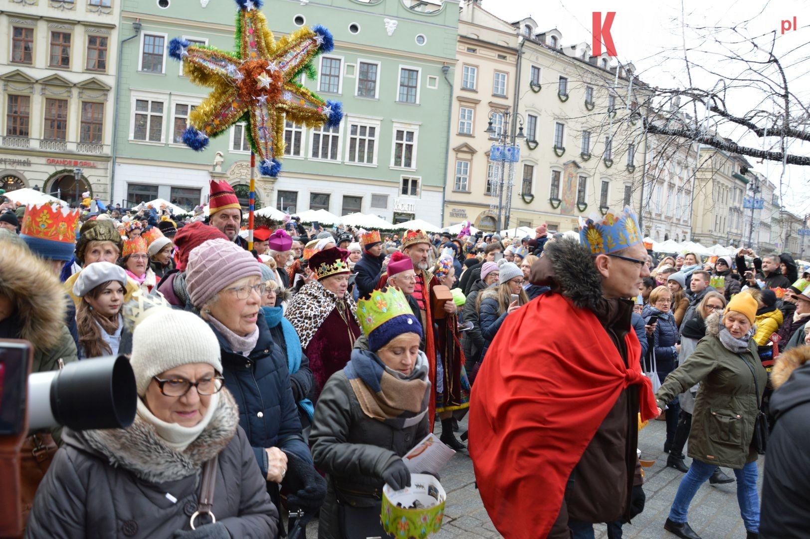 orszak 42 1 150x150 - Orszak Trzech Króli Kraków 2020 Galeria Zdjęć z Orszaku (czerwonego)
