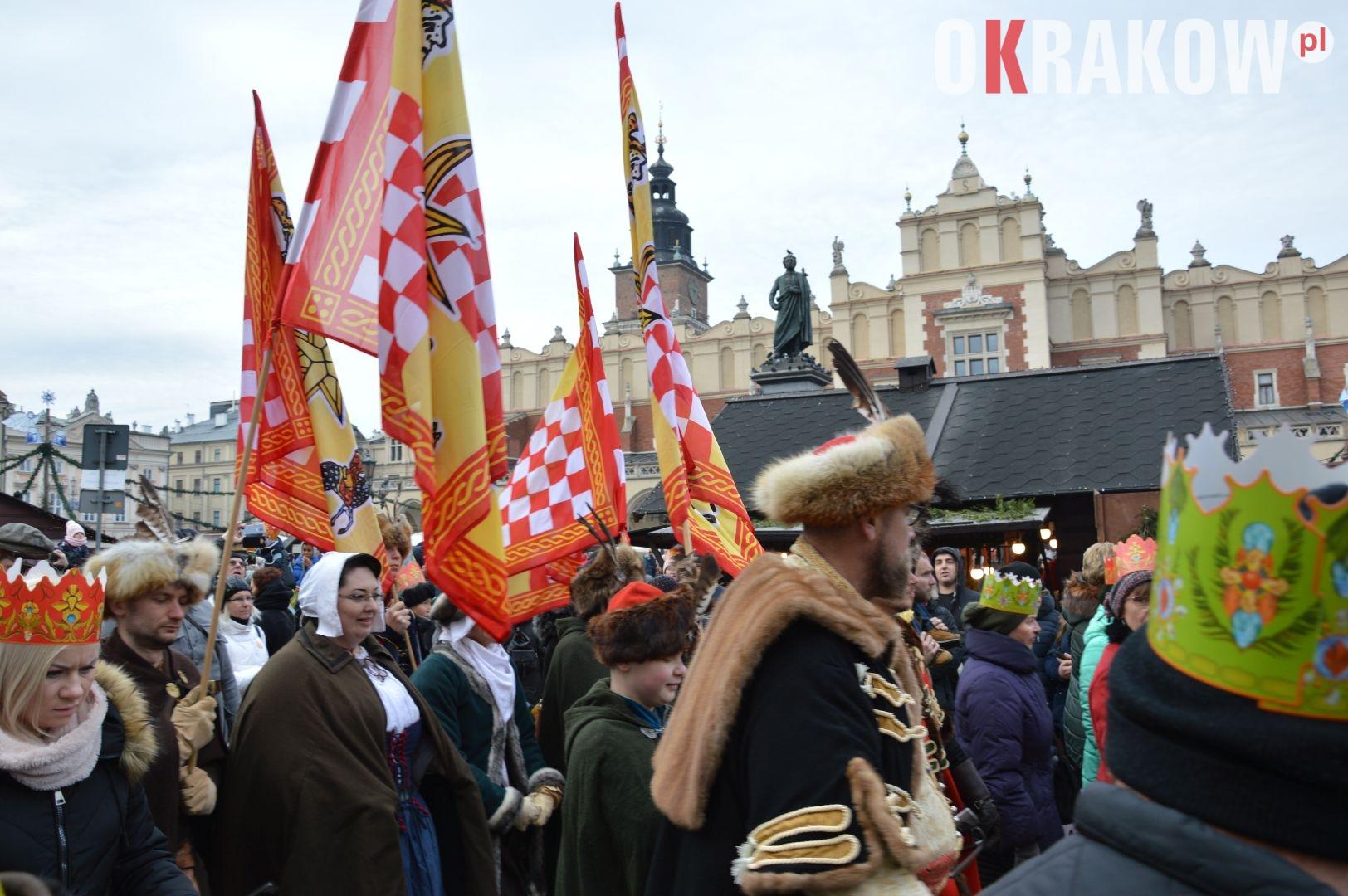 orszak 48 1 150x150 - Orszak Trzech Króli Kraków 2020 Galeria Zdjęć z Orszaku (czerwonego)