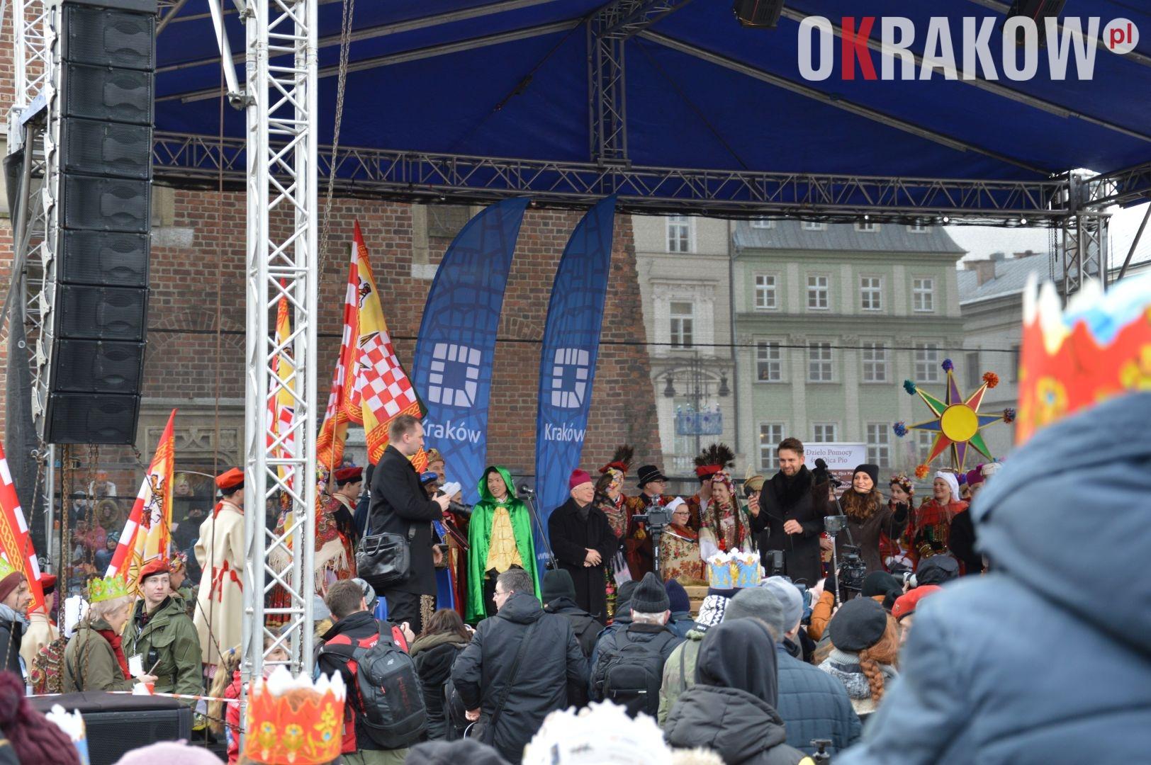 orszak 53 1 150x150 - Orszak Trzech Króli Kraków 2020 Galeria Zdjęć z Orszaku (czerwonego)