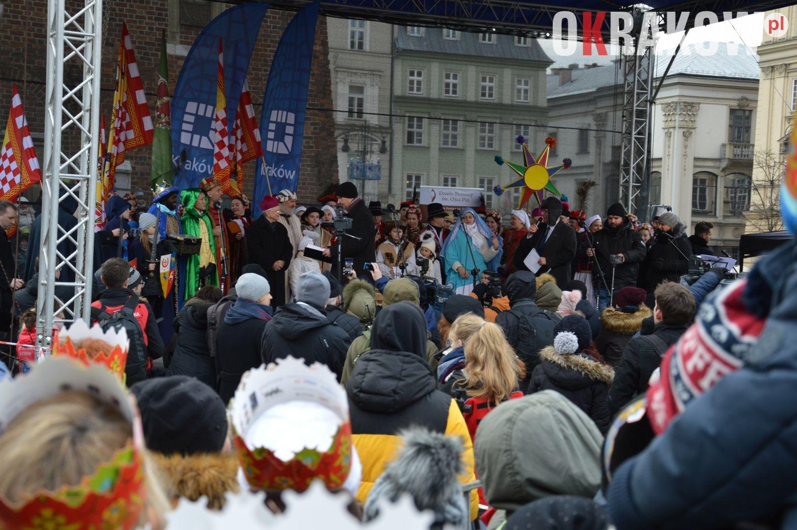 orszak 54 1 150x150 - Orszak Trzech Króli Kraków 2020 Galeria Zdjęć z Orszaku (czerwonego)